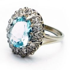 I love intricate antique jewellery.