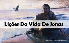Lições Da Vida De Jonas