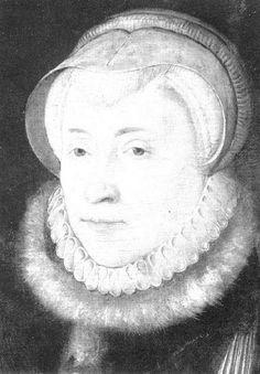 Margaret Douglas, daughter of Margaret Tudor, niece of Henry VIII