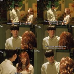 Cheese in the Trap #drama #korean