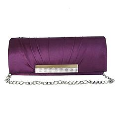 Gorgeous Silk Evening Handbags/ Clutches More Colors Available – USD $ 29.99