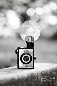 Vintage by Indyphotog2012, via Flickr | #bw #blackandwhite #black #white
