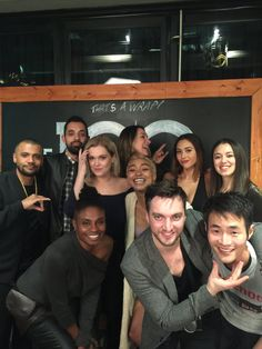 The 100 Party!