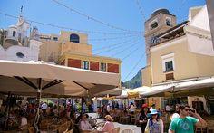 3 day itinerary Capri