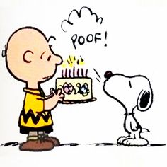 Snoopy And Charlie Brown~ Happy Birthday Clip Art, Birthday Clips, Birthday Images, Birthday Fun, Birthday Quotes, Meu Amigo Charlie Brown, Charlie Brown Y Snoopy, Snoopy Birthday, Birthday Greetings
