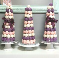 Macaron Towers by macaronZ