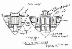 Planète-Shpountz Rail Car, Boat Plans, Sailboat, Ocean, Explore, Boats, Candles, Ships, Wooden Ship