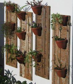Ideias criativas para reaproveitar janelas antigas