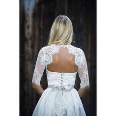 Dirndl Grace Hochzeit (ecrue)