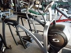 Cybex Arc Trainer Model 610a Arc Trainer, Fitness Stores, No Equipment Workout, Trainers, Bike, Sports, Model, Tennis, Bicycle