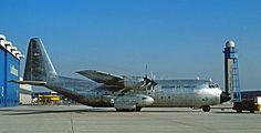 Southern Air Transport L-100-20 N7984S [4362] FRA Feb 82
