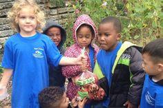 Worm and Bug, Cut a Rug Class Rainier Beach Learning Garden Seattle, WA #Kids #Events