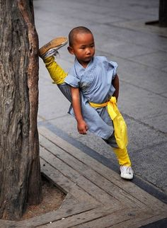 allmightyallah: look at this lil' one just chillen, he prolly already mastered like 6 different styles of kung fu and drunken fist boxing and i'm over here just struggling to put my usb in my laptop correctly on the first try