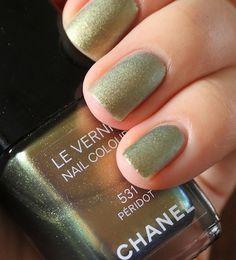 Chanel - Peridot