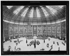 Atrium, West Baden Springs Hotel, West Baden, Ind. 1903