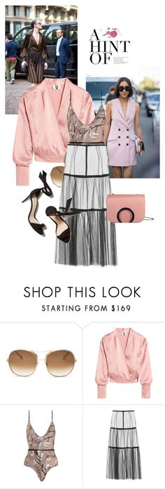 """""""the gift♥"""" by black-eclipse-red-sky ❤ liked on Polyvore featuring Chloé, Topshop Unique, Zimmermann and Marc Jacobs"""