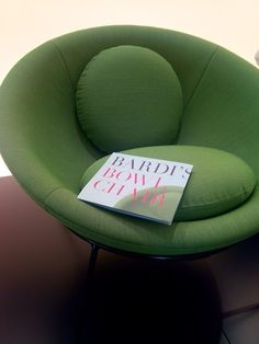 Bowl Chair by Lina Bo Bardi for Arper