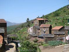 Serra da Estrela genuine village, Centro de Portugal Region, Portugal