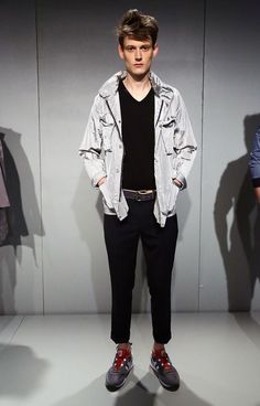EFM Engineered For Motion CFDA New York Fashion Week: Men's, July 2015