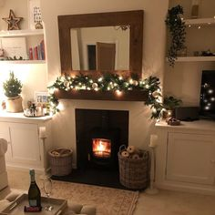 Top 5 Inexpensive Family Room ideas Making a good dent in the Kids Selection boxes . Victorian Living Room, Cottage Living Rooms, New Living Room, Living Room Interior, Alcove Ideas Living Room, Living Room Designs, Room Ideas, Log Burner Living Room, Living Room Inspiration