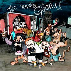 """""""The rave´s Güarner"""" forma parte de la trilogía que está presentando KULTURA DE BAR"""