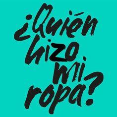 Fashion Revolution Day Colombia 24.04.15