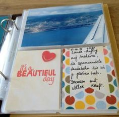 Handmade by Fanny Up, Material, Blog, Bullet Journal, Memories, Handmade, Paper, Die Cutting, Photograph Album