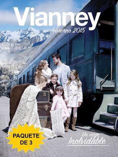 Paquete de Catalogos Vianney 2016