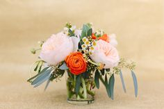 How to create a small clustered arrangement!  |  Spring Floral Series: The Small Bunch