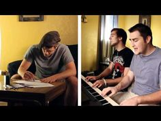 """Love covers... and these guys :) """"Tonight Tonight"""" - Hot Chelle Rae - Cover by Michael Henry & Justin Robinett"""