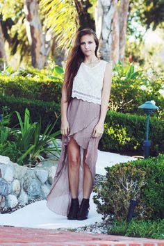 A Love Affair With Eyeliner blog: Trend We're Loving: High-Low Dresses and Skirts