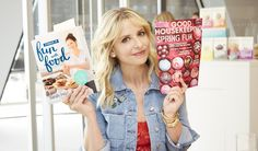 Sarah Michelle Gellar on Her New Cookbook, 'Buffy the Vampire Slayer' Reunion Cover, and More https://fashionweekdaily.com/sarah-michelle-gellar-on-her-new-cookbook-buffy-the-vampire-slayer-reunion-cover-and-more/
