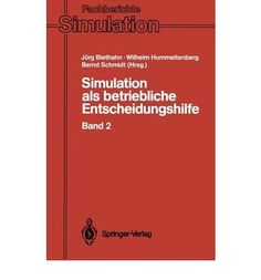 Introducing Simulation Als Betriebliche Entscheidungshilfe Fachberichte Simulation PaperbackGerman  Common. Great Product and follow us to get more updates! Computer Programming Books, First Aid