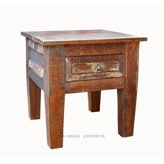 100 % Natural Reclaimed Rustic Burn Wood table cabinet and sideboard www.rajwadiexports.com Rajwadi Exports