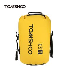 New 40L Waterproof Dry Bag TOMSHOO Outdoor Sack Storage Bag for Travelling Rafting Boating Kayaking Camping Cycling Sport