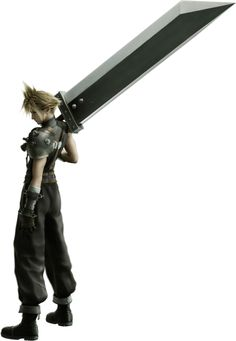 Final Fantasy - Cloud