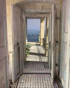 Matteo Massagrande (Padova 1959) Il Poggio sul mare