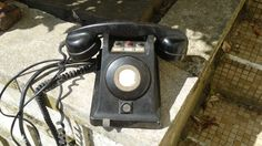 TELEPHONE TELEVOX BAKELITE VINTAGE