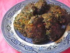 Recette de boulettes d'épinards | Plus belle la vie