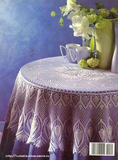 redondo a crochet redondo mantel redondo a crochet 1 alba marina