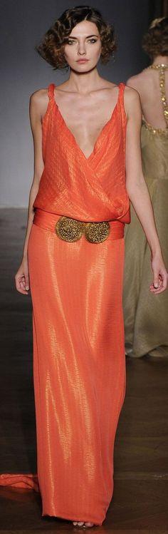 Kräftige Orangetöne des Herbst - Farbtyps KT / Farb-, Typ-, Stil- & Imageberaterin