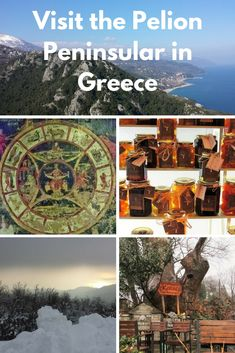 All you need to know about the Pelion Peninsular in Greece