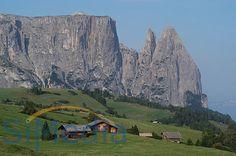 Der Schlern in der Ferienregion Seiser Alm - Schlern / Südtirol