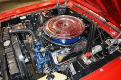 1968 FORD MUSTANG FASTBACK - Engine - 203937