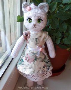 Kamilla cica (DobisMaria) - Meska.hu