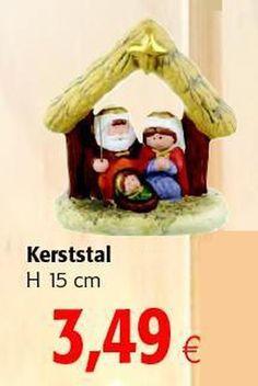 Colruyt promotie: Kerststal - Huismerk - Colruyt (Kerststalletje) - PromoButler