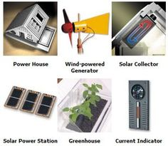 Thames & Kosmos Green Power House for Kids & Adults