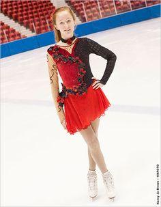 Mystie Lucast — Youngest Member of U.S. Special Olympics Team  (Nancy Jo Brown 106 FOTO)
