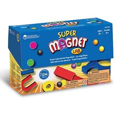 Learning Resources Super Magnet Lab