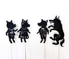 Do your children like the Three Little Pigs fairy-tale? Get our free printable shadow puppets and stage a shadow puppet show in your playroom! In the past, both my husband and I were involved in hobby theatres, and we still like sewing costumes and having dress-up parties.  Naturally, we wanted to share our hobby with …